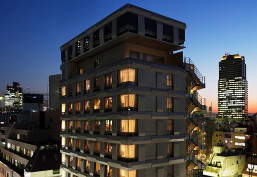 赤坂グランベルホテル(GRANBELL HOTEL AKASAKA)外観写真