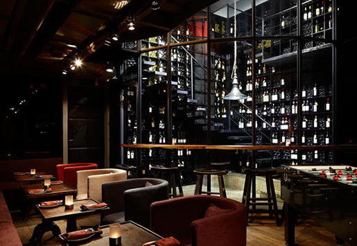 上海My Wine CLUB(MY WINE CLUB SHANGHAI)室内写真